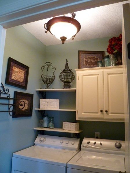 5 Mobile Home Laundry Room Update Ideas