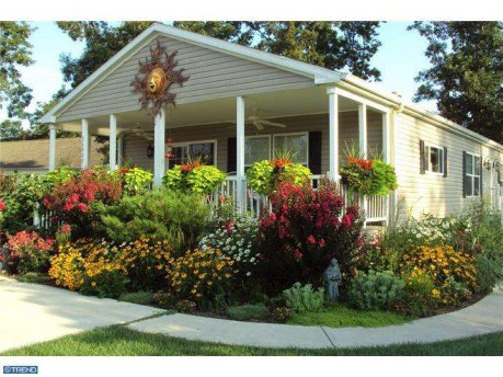 9 beautiful manufactured home porch