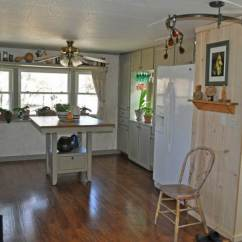 Mobile Home Kitchen Sink Tables Austin Budget-friendly Makeover | ...