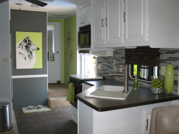 Modern Rv Design Ideas For A Kitchen
