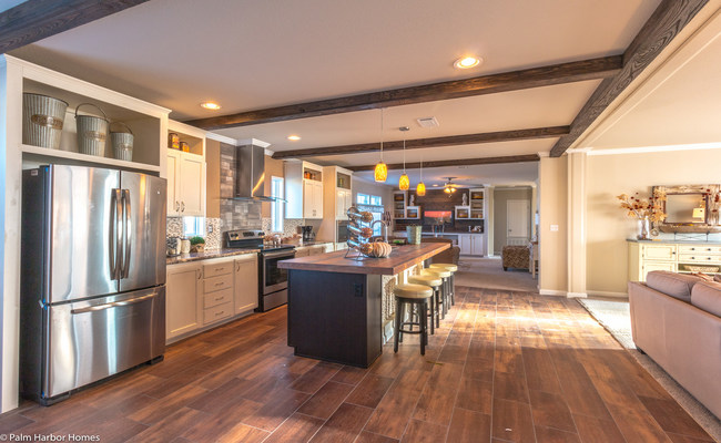 2 Kitchen Homes