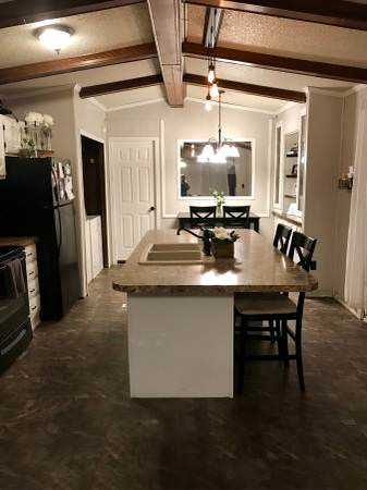 remodel a kitchen magnetic timer open floor plan in single wide sink