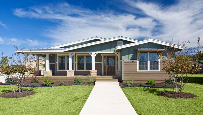 What Manufactured Homes and SiteBuilt Homes have in