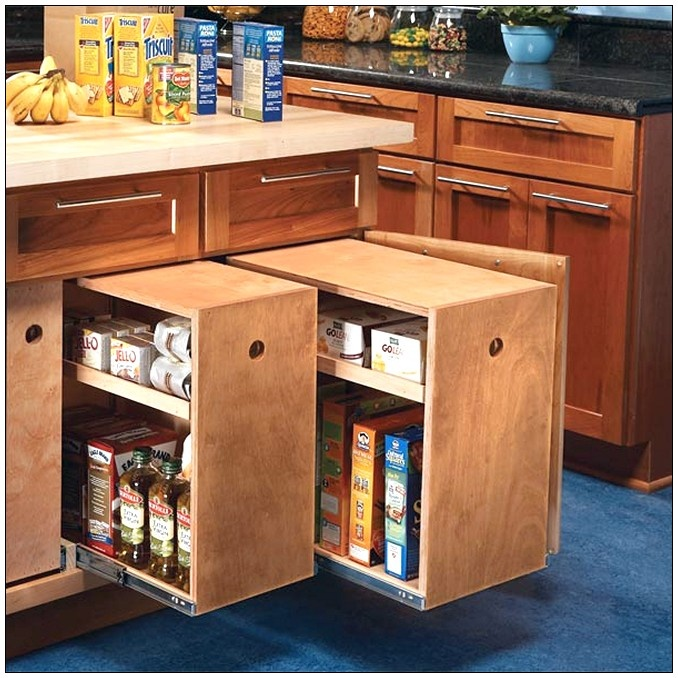 Mobile Home Kitchens: Creating Storage In A Mobile Home