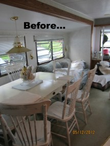 Mobile Home Decorating