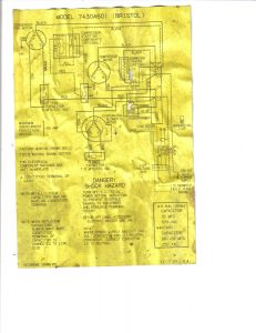 Coleman Evcon Wiring Diagram Coleman Evcon Thermostat Wiring | 300