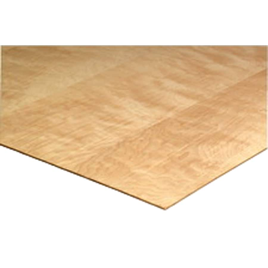 1 2 Birch Plywood Lowes