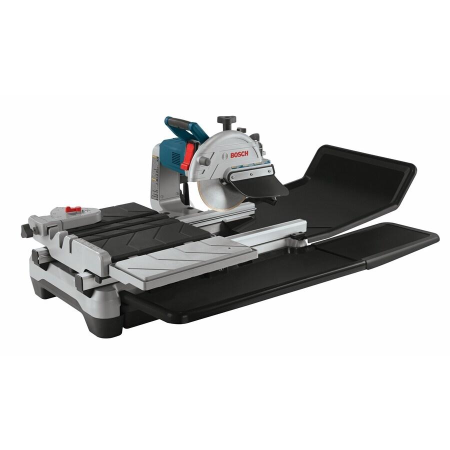 bosch 10 in 1 4 hp wet bridge sliding table tile saw