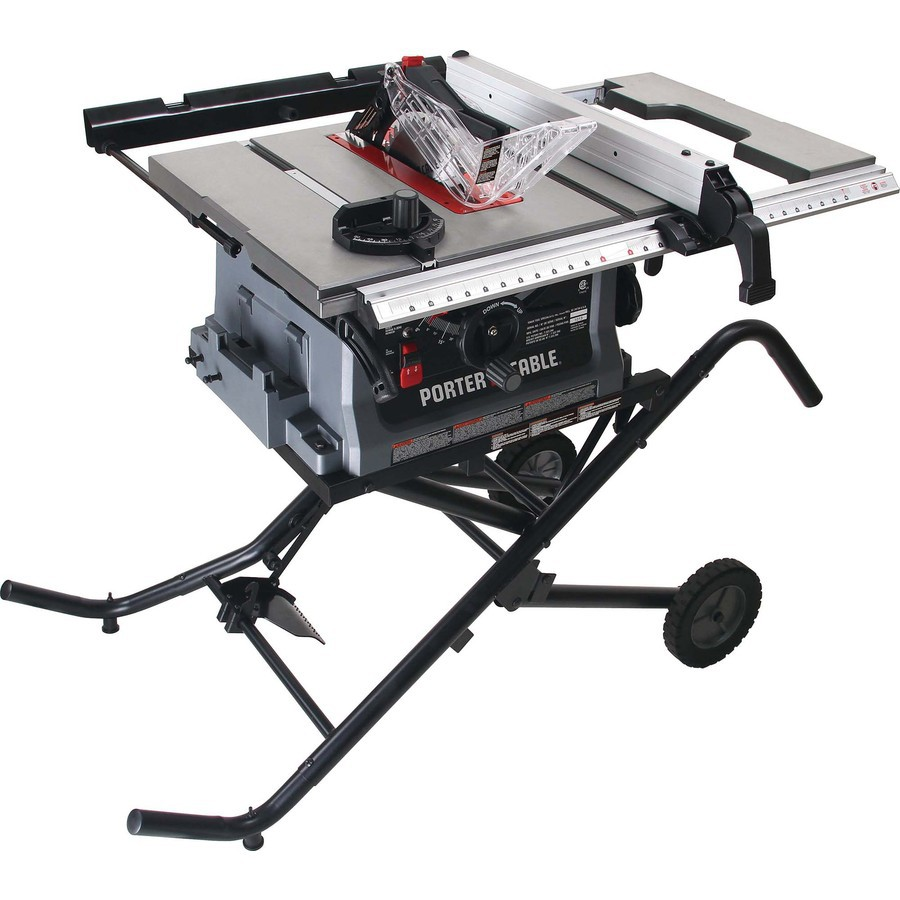 Porter Cable Pcb220ts Table Saw