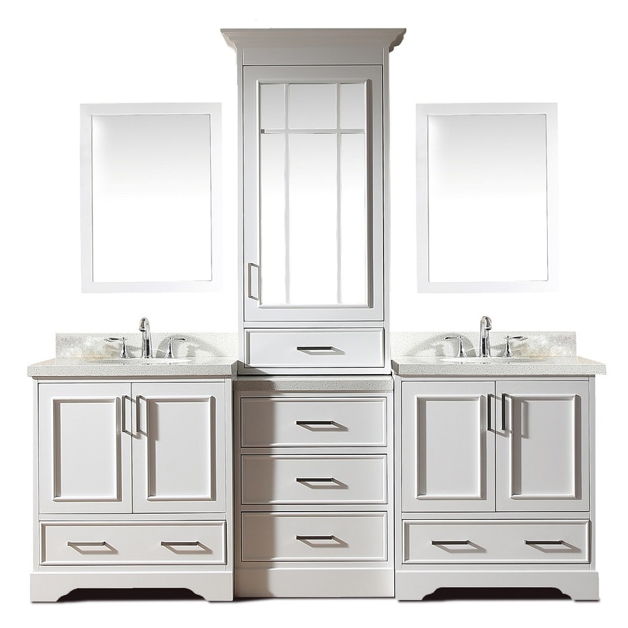 Stafford Bathroom Vanities With Tops At Lowes Com