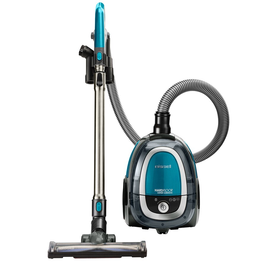 BISSELL Hard Floor Expert Cordless Bagless Canister Vacuum at Lowescom