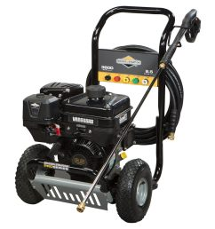briggs stratton 3600 psi 2 5 gpm cold water gas pressure washer carb [ 900 x 900 Pixel ]
