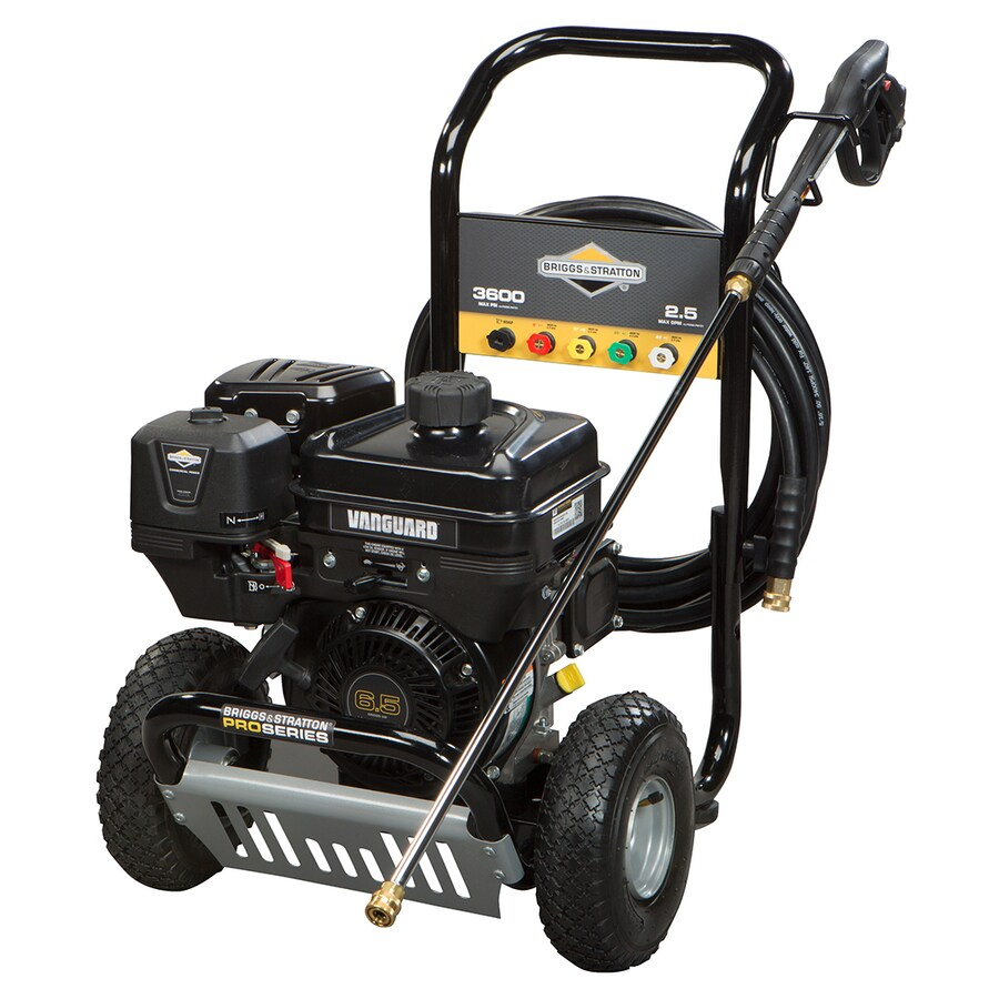 medium resolution of briggs stratton 3600 psi 2 5 gpm cold water gas pressure washer carb