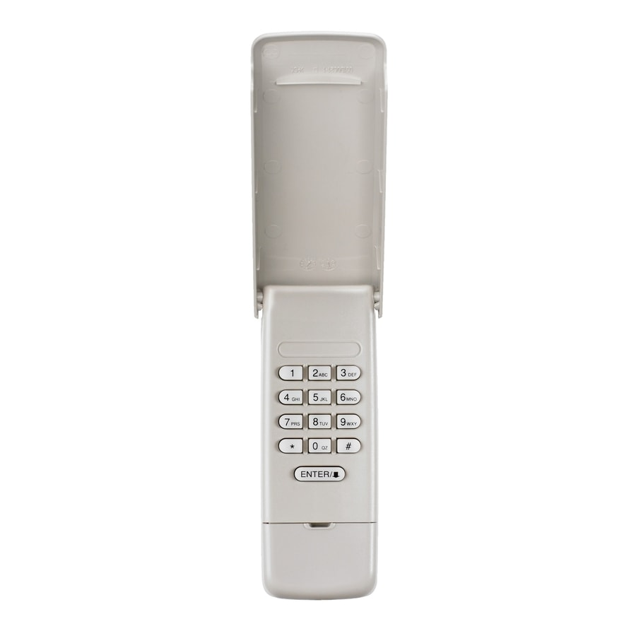 hight resolution of chamberlain wireless rolling code garage door opener keypad