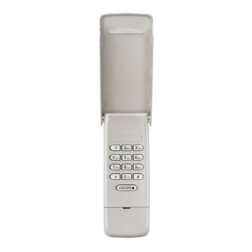 small resolution of chamberlain wireless rolling code garage door opener keypad