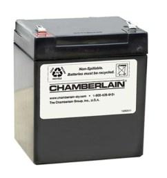chamberlain garage door battery [ 900 x 900 Pixel ]