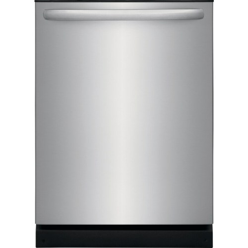 small resolution of frigidaire 54 decibel built in dishwasher easycare stainless steel common 24 inch actual 24 in energy star