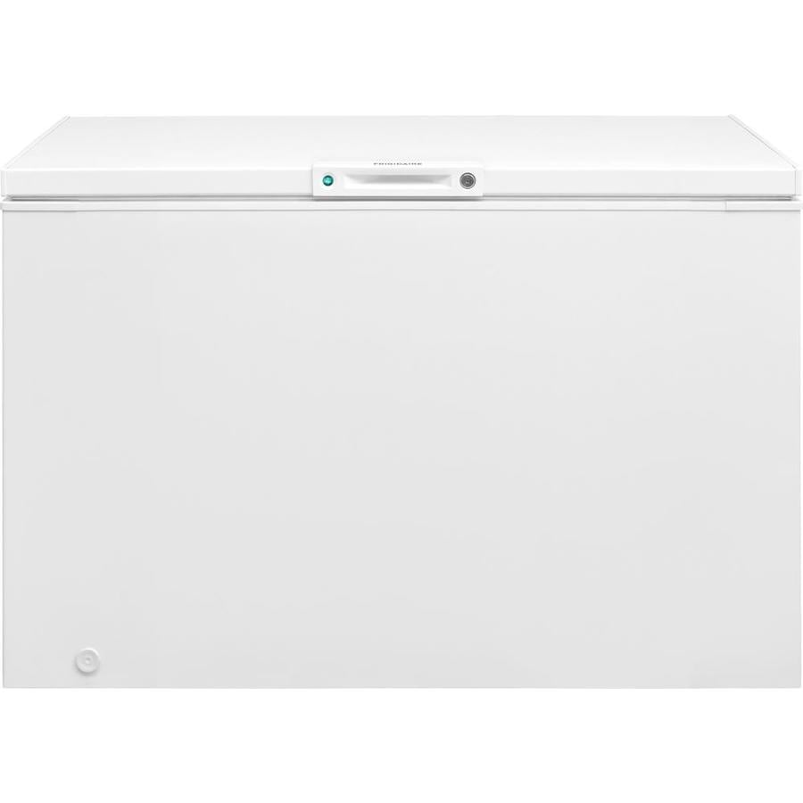 hight resolution of frigidaire 12 8 cu ft manual chest freezer white