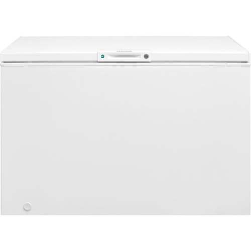 small resolution of frigidaire 12 8 cu ft manual chest freezer white