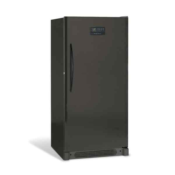 Frigidaire 13.7 Cu Ft Upright Freezer Black