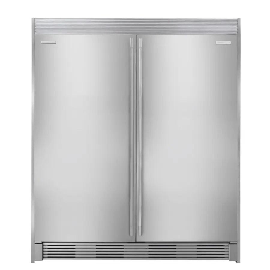 hight resolution of electrolux refrigerator trim kit