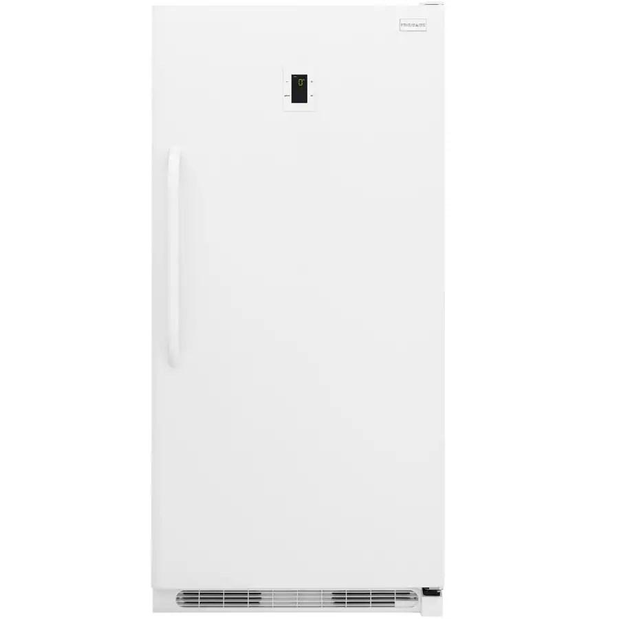 medium resolution of frigidaire 20 5 cu ft frost free upright freezer white energy star