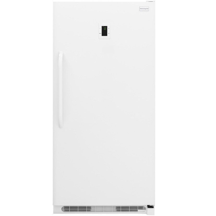 hight resolution of frigidaire 20 5 cu ft frost free upright freezer white energy star