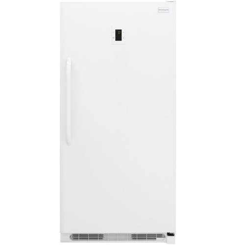 small resolution of frigidaire 20 5 cu ft frost free upright freezer white energy star