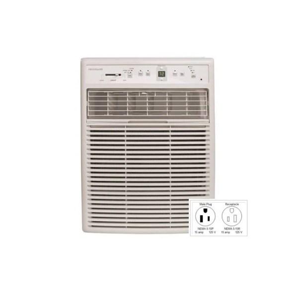 Frigidaire 10 000-btu 500-sq Ft 115-volt Window Air Conditioner