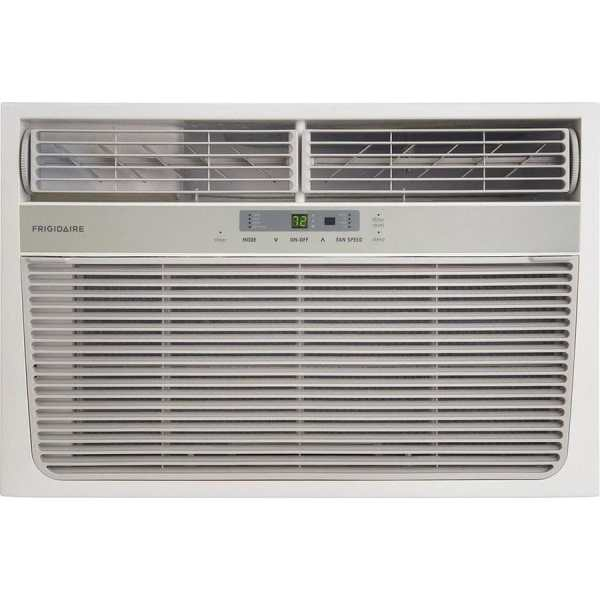 Frigidaire 350-sq Ft Window Air Conditioner With Heater 115-volt; 8000-btu