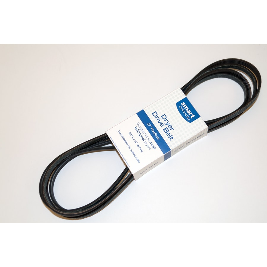 medium resolution of smart choice dryer drive belt for 27 in platform