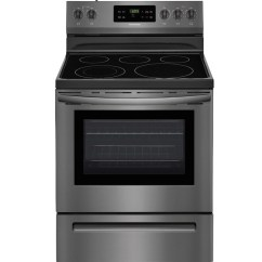 Electric Stove Architecture Software Block Diagram Ranges At Lowes Com Frigidaire Smooth Surface Freestanding 5 Element 4 Cu Ft Self Cleaning Range