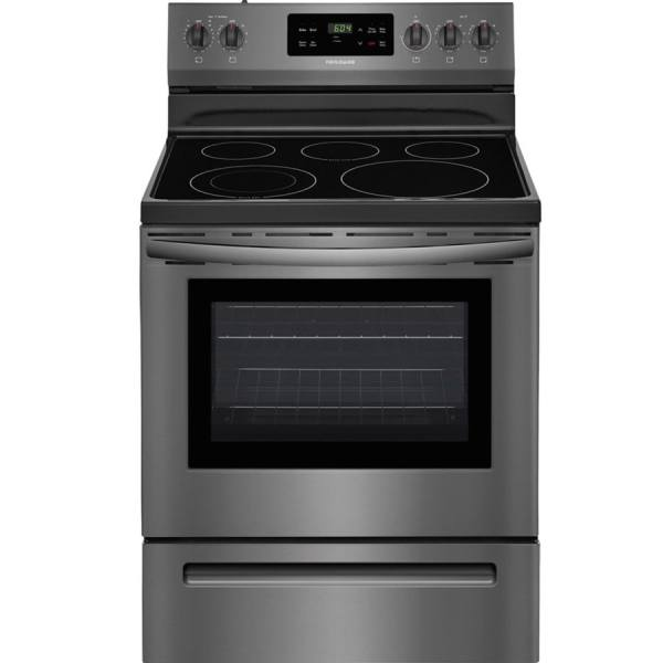 Frigidaire Smooth Surface 5-element 5.4-cu Ft