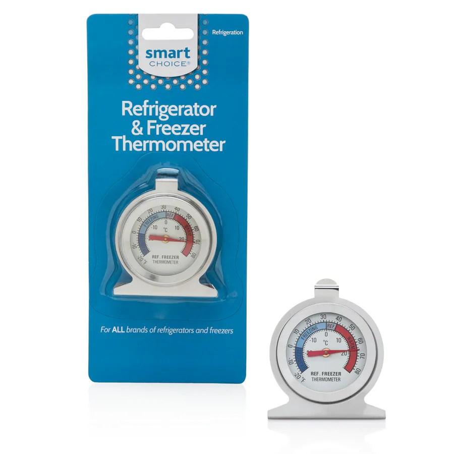 medium resolution of frigidaire refrigerator freezer thermometer