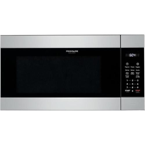 small resolution of frigidaire gallery 2 2 cu ft microwave with sensor cooking controls smudge proof stainless steel