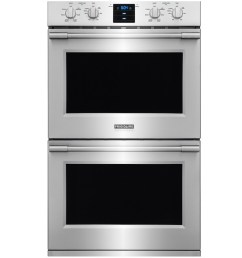 frigidaire professional self cleaning convection double electric wall oven stainless steel common 30 in actual 30 in  [ 900 x 900 Pixel ]