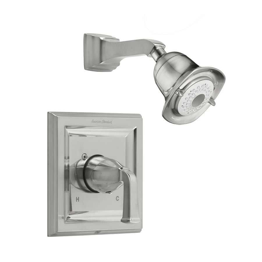 Shop American Standard Nickel TubShower Trim Kit At