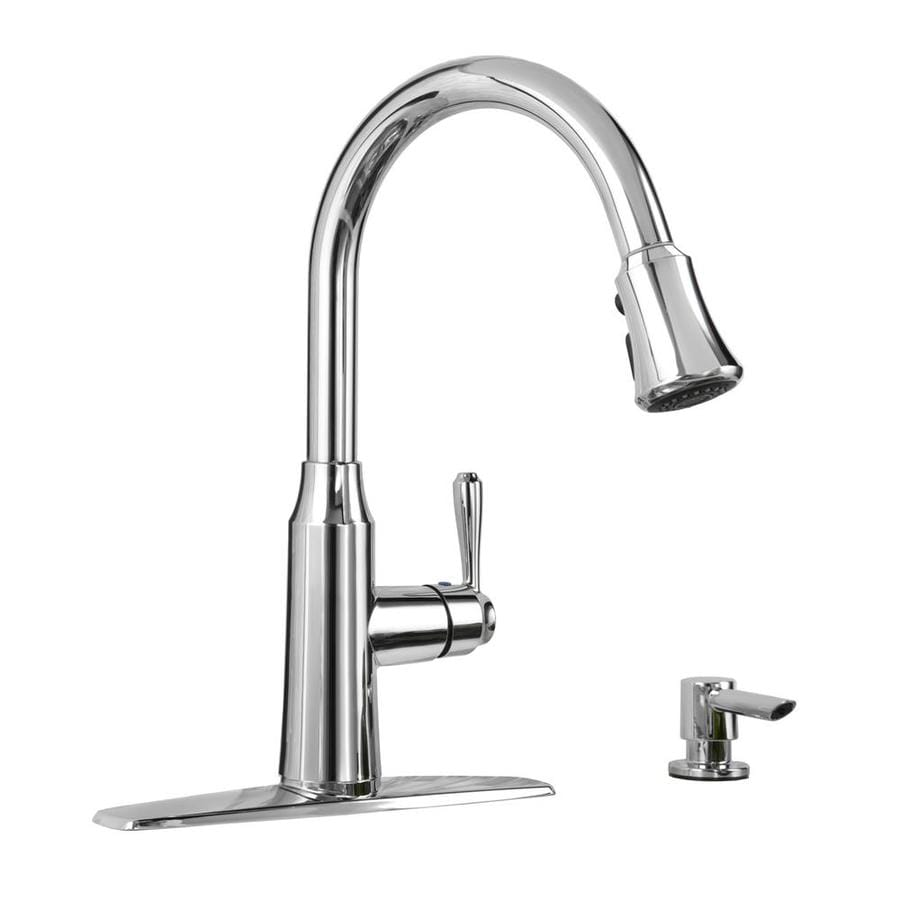 Shop American Standard Soltura Polished Chrome 1handle