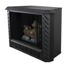 Kitchen Stoves At Lowes Counter Lamps Shop Ashley Hearth Products 1,200-sq Ft Single-burner Vent ...