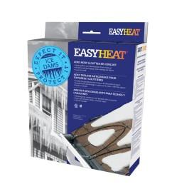easyheat adks 120 ft 600 watt roof heat cable [ 900 x 900 Pixel ]