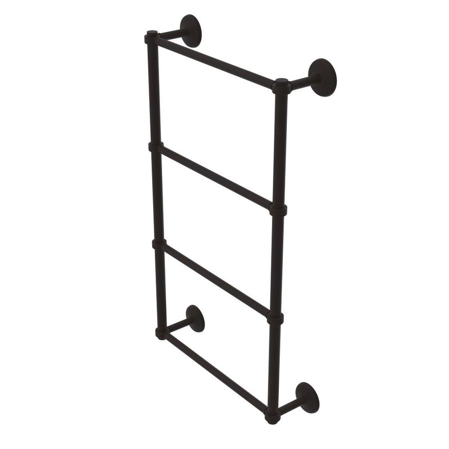 Allied Brass Monte Carlo Collection 4 Tier 24-in Ladder