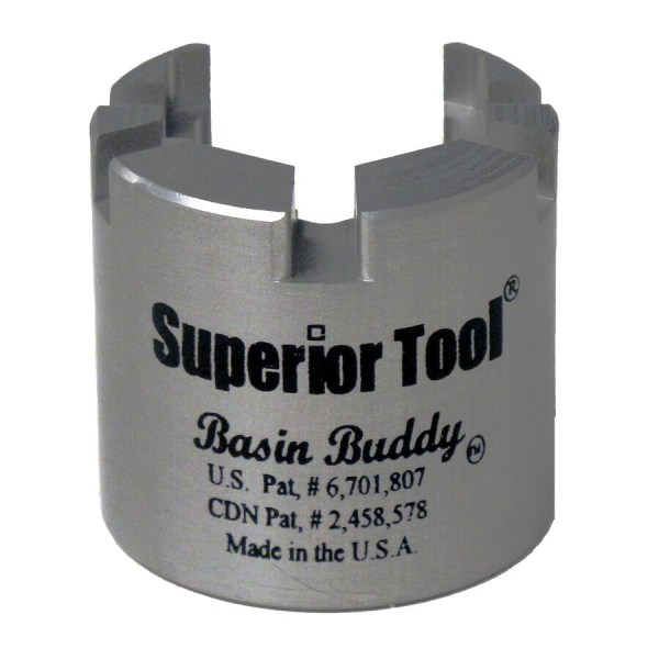 Superior Tool 1-1 2-in Basin Wrench
