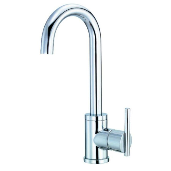 Shop Danze Parma Chrome Handle Kitchen Faucet