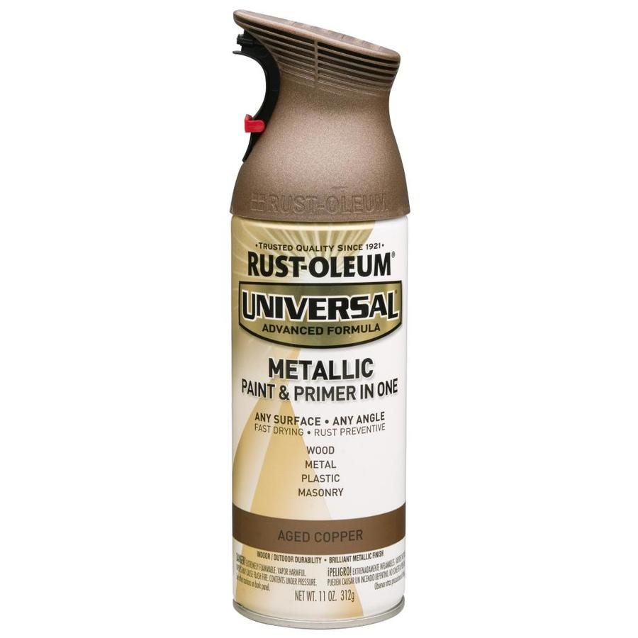 Metallic Gold Spray Paint Plastic