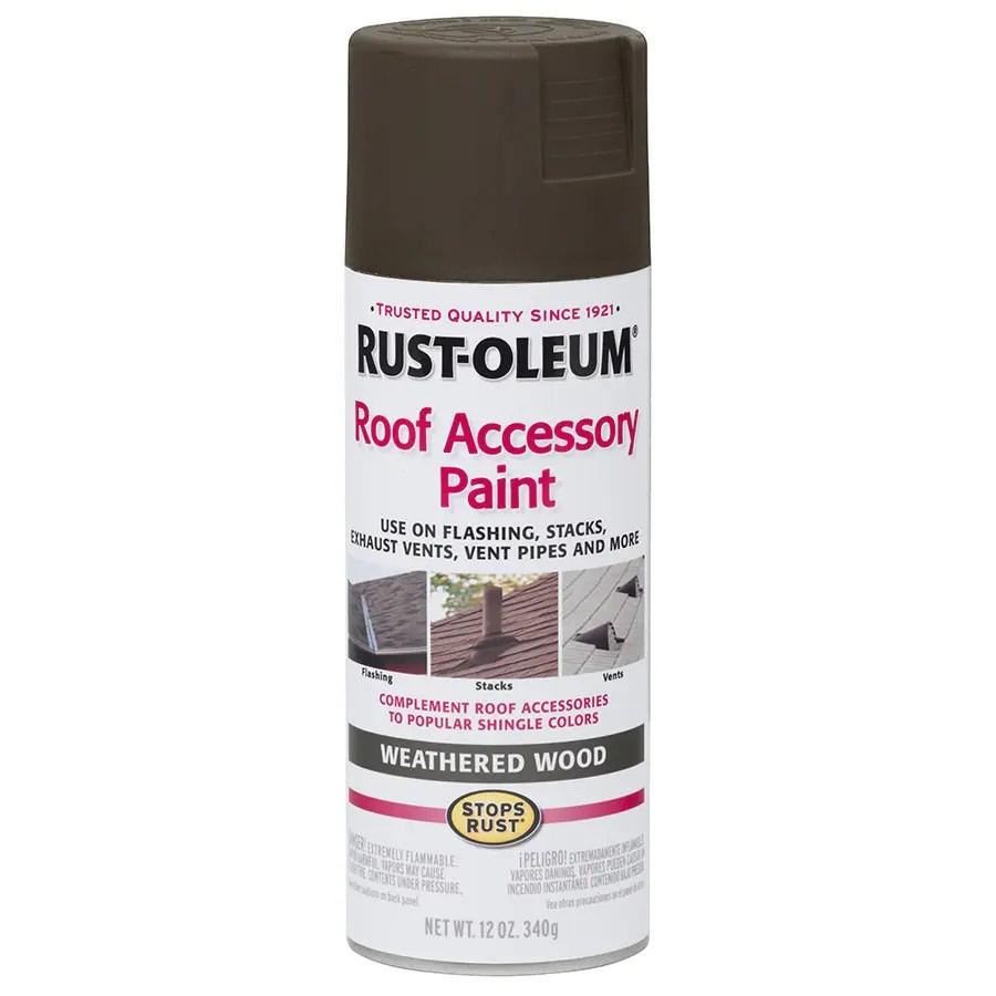 Black Enamel Spray Paint On Wood