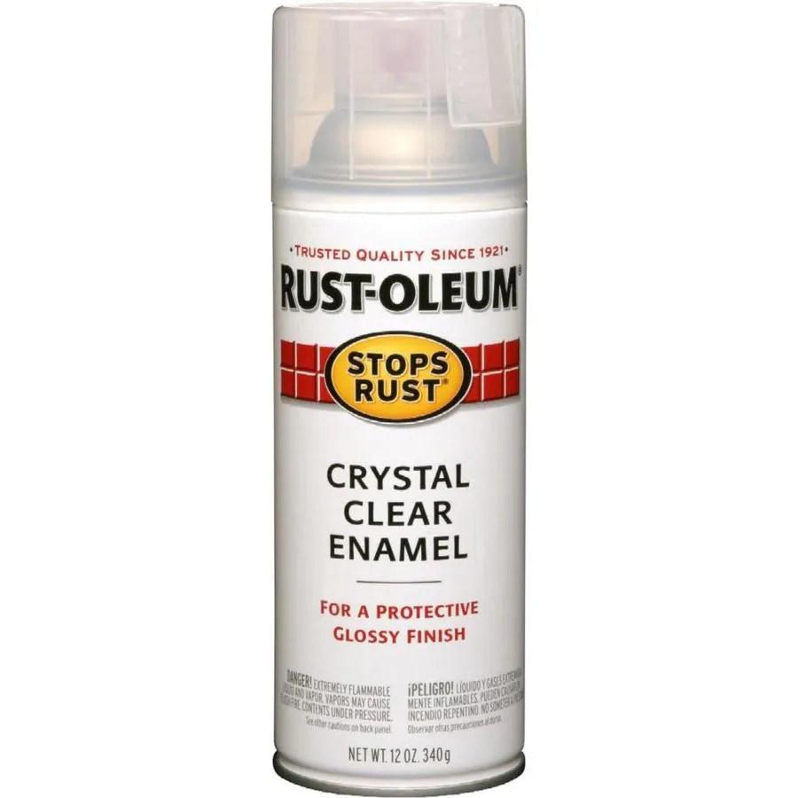 Spray Paint Sealant