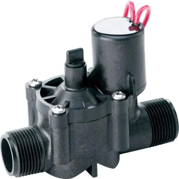Toro 0.75-in Plastic Electric Inline Irrigation Valve