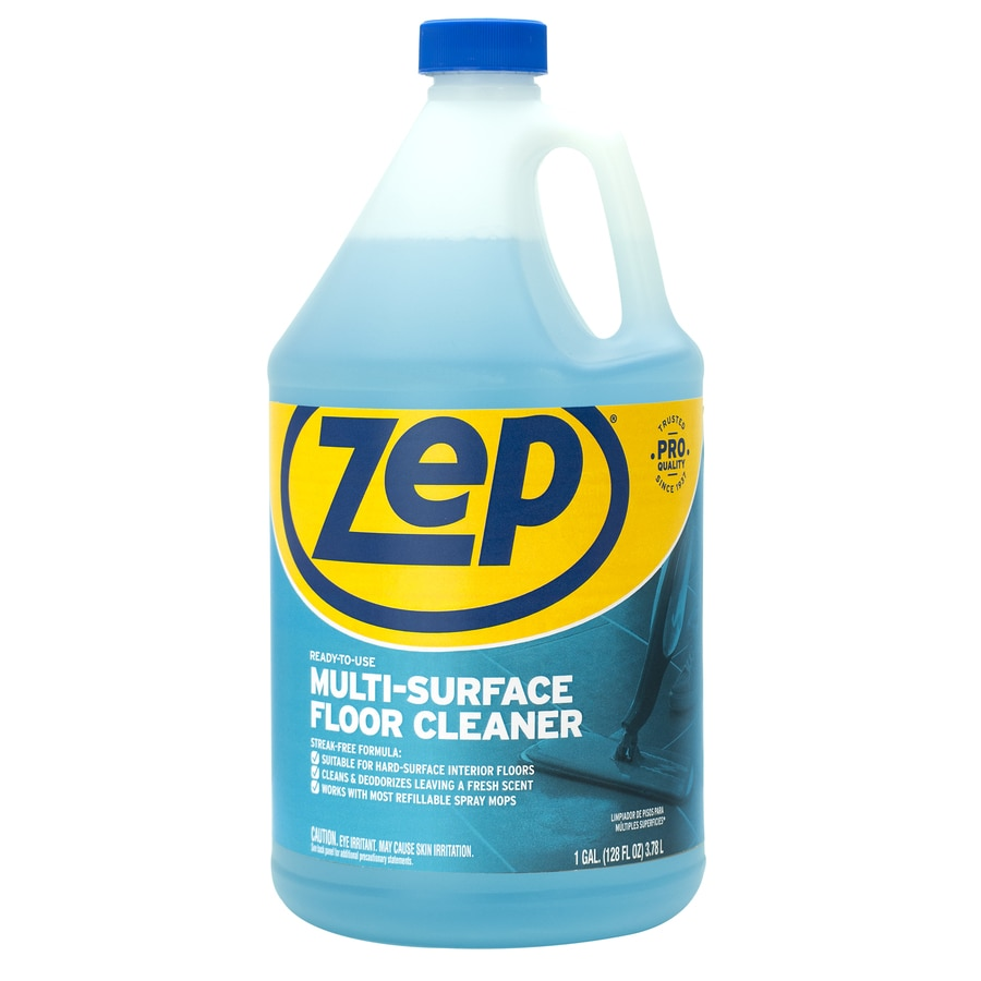 Zep Hardwood Laminate Floor Cleaner