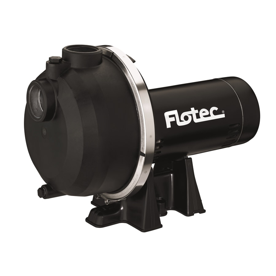 hight resolution of flotec 2 hp thermoplastic lawn pump