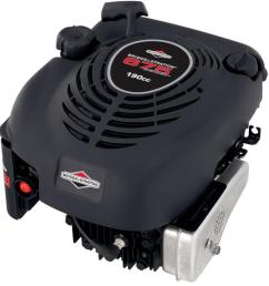 briggs stratton 675 series 190cc replacement engine for push mower [ 900 x 900 Pixel ]